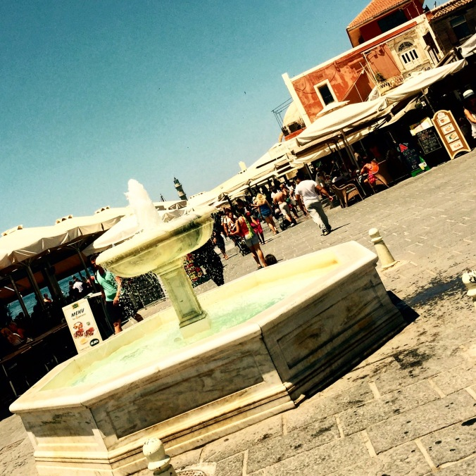 Venetian Harbor Chania